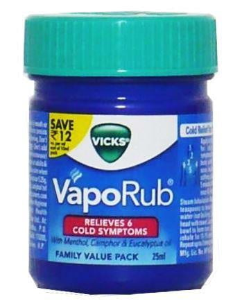 Vicks Vaporub 25ml