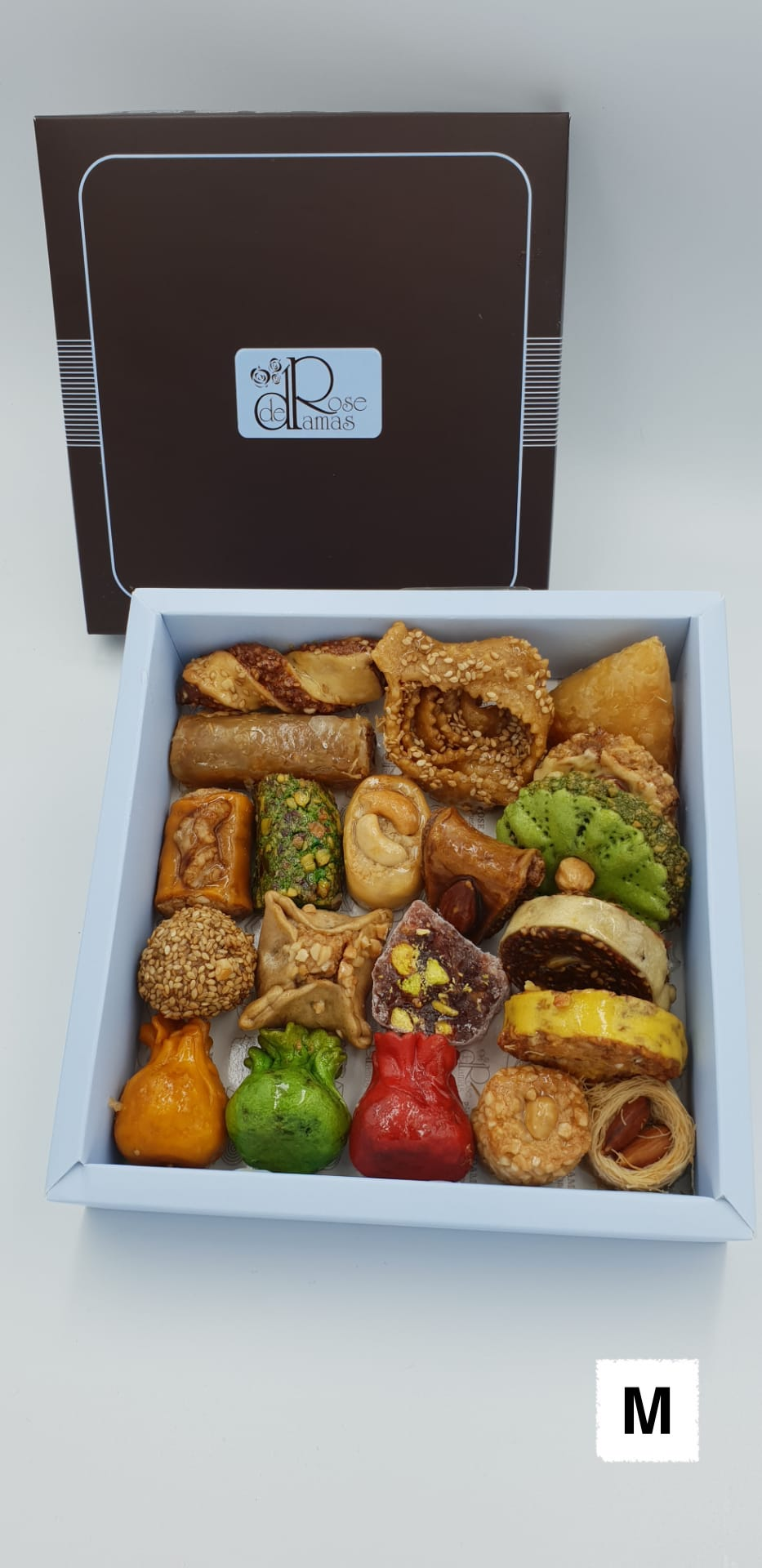 Assortiment de pâtisseries