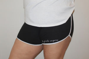 Ladies Script Shorts