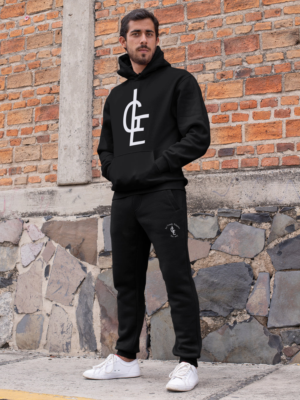 Blackout LGE Sweatsuit