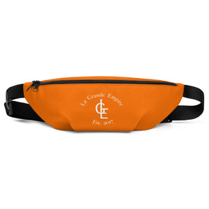 Orange Est Fanny Pack