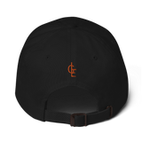ORIGINALITY Orange Dad hat