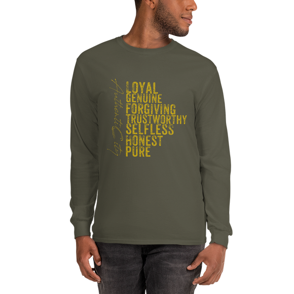 AC Gold Long Sleeve