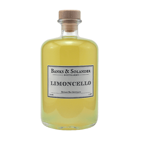 Banks & Solander Limoncello - 700ml