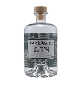 Banks & Solander Signature Gin - 700ml