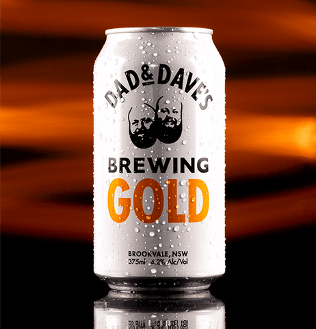Dad & Dave's Gold