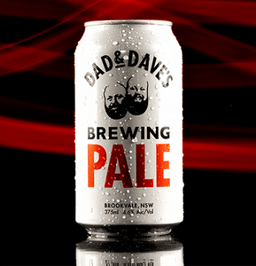 Dad & Dave's Pale Ale