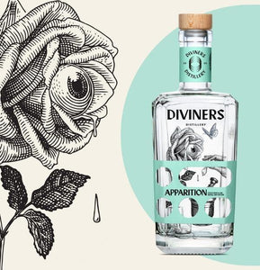 Diviners Apparition Gin - 700ml