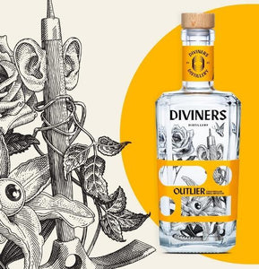 Diviners Outlier Gin - 700ml