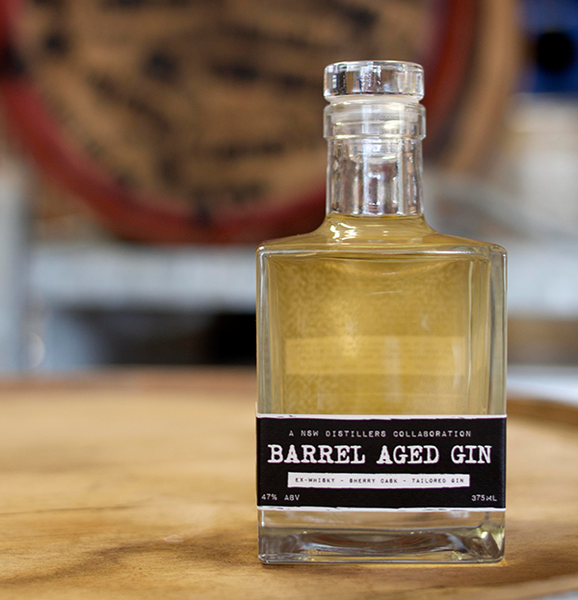 Karu x Craft Works Whisky Barrel Aged Gin - Limited Release