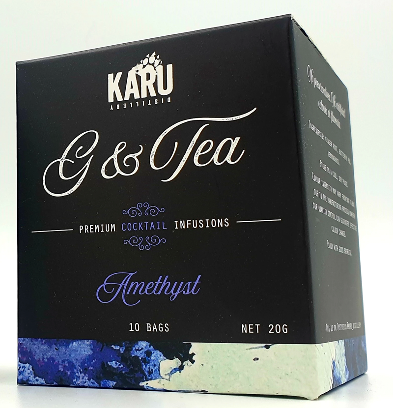 Karu G&Tea Amethyst Cocktail Infusion