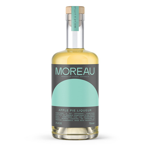 Moreau Apple Pie Liqueur - 700ml