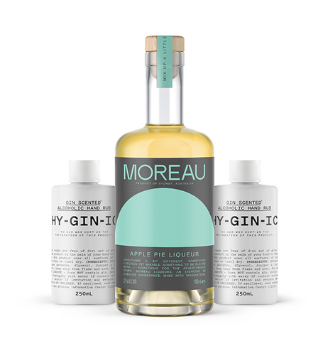 Moreau & HY-GIN-IC Bundle