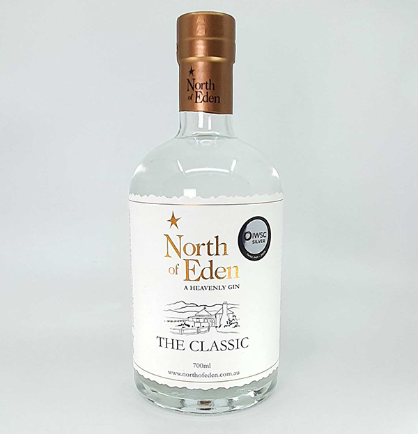 North of Eden - The Classic Gin (700ml)