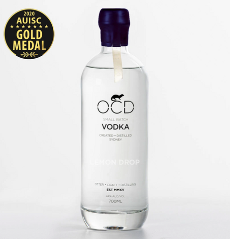 OCD VODKA - LEMON DROP - 700ml