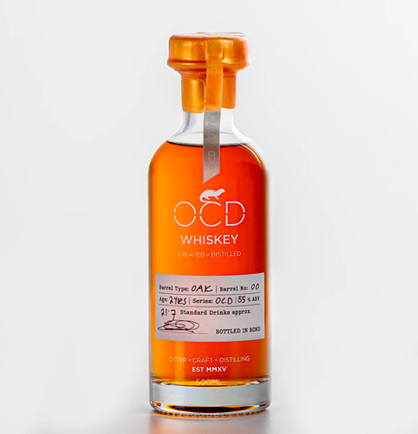 OCD WHISKEY LIMITED EDITION BARREL 1 - 500ml