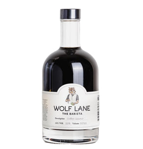 Wolf Lane Barista Coffee Liqueur - 500ml