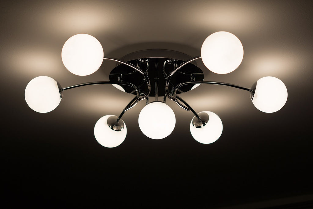 How to Choose The Right Ceiling Lights?