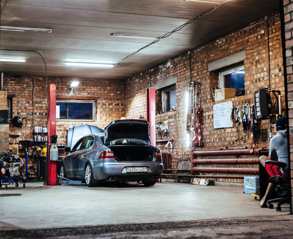 How to Improve Garage Lighting