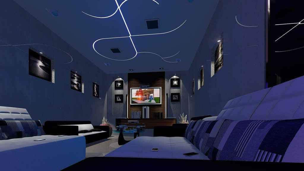 How to Light a Home Theatre Room