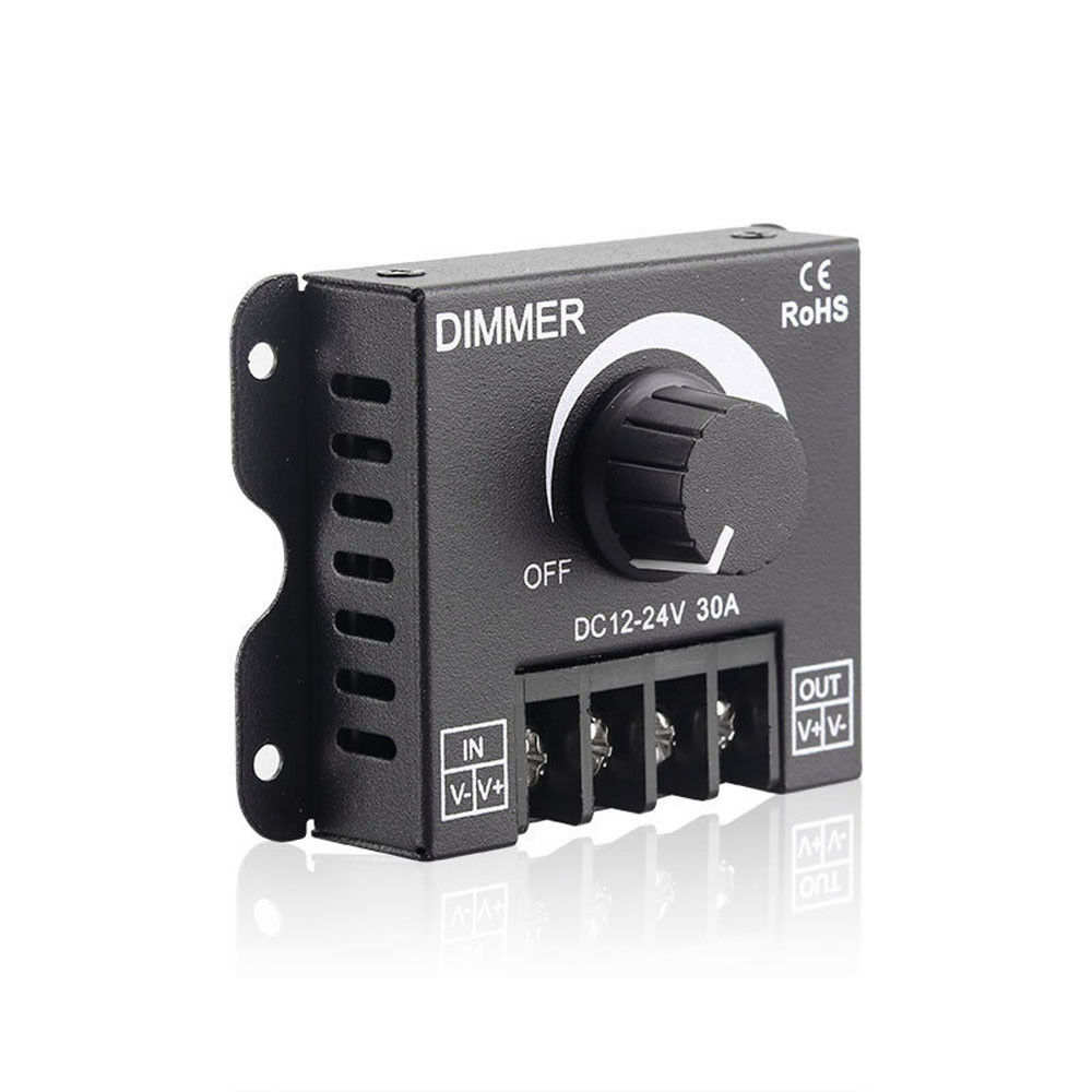12-24 Volt PWM Dimming Switch