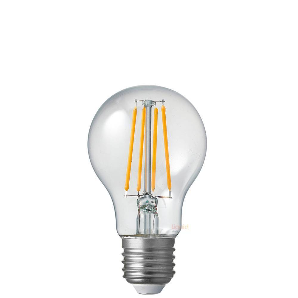 6 Watt 12 Volt GLS Dimmable LED Filament Light Bulb (E27) Traditional Bulbs LiquidLEDs Lighting