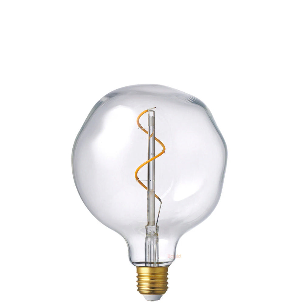 Designer 125mm LED Bulb