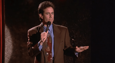 Jerry Seinfeld and the Seinfeld Method
