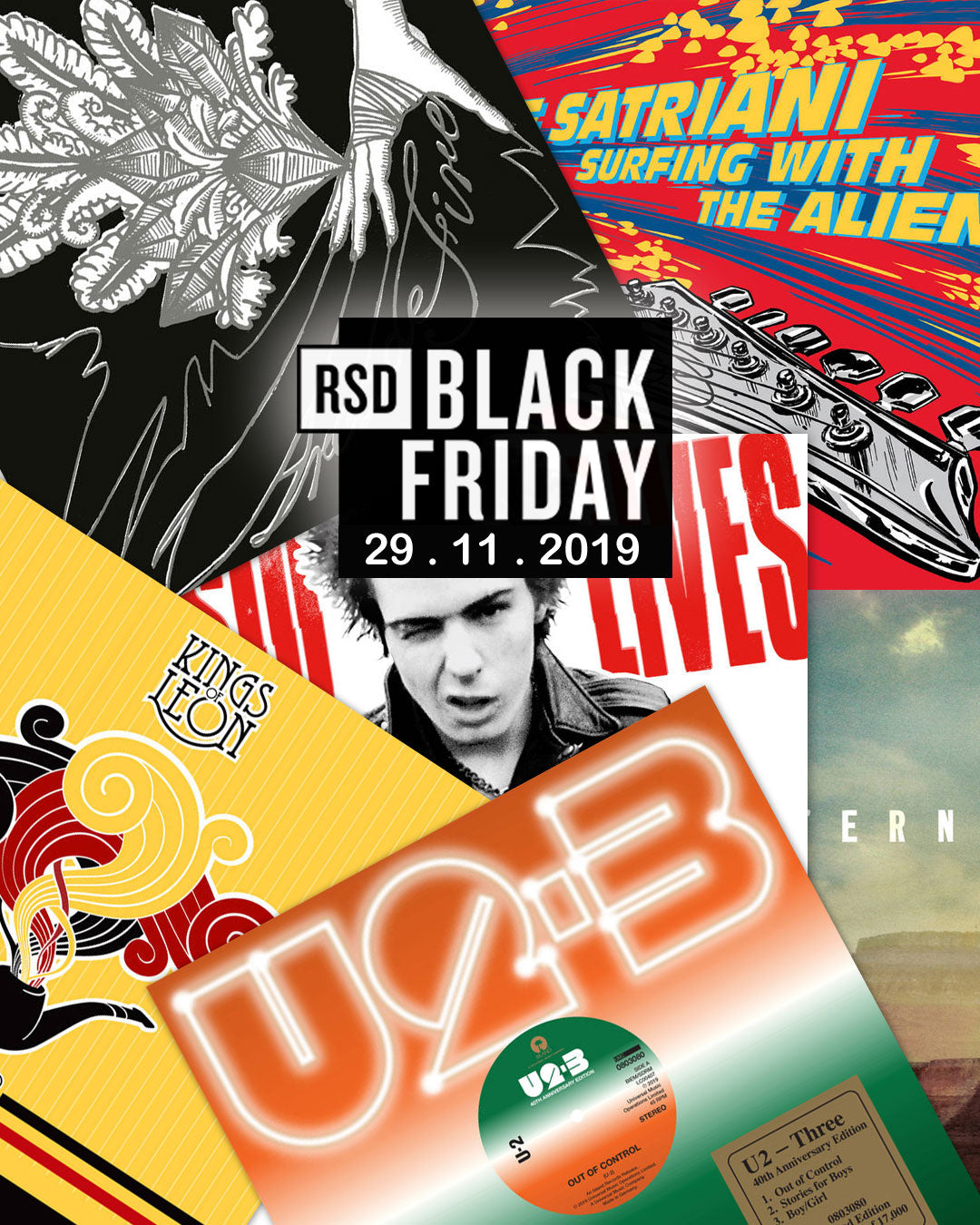 RSD Black Friday 2019