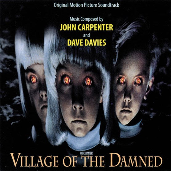 Dave Davies & John Carpenter - Village Of The Damned (RSD 2020 Black Friday) 2LP Colour Vinyl Record Album