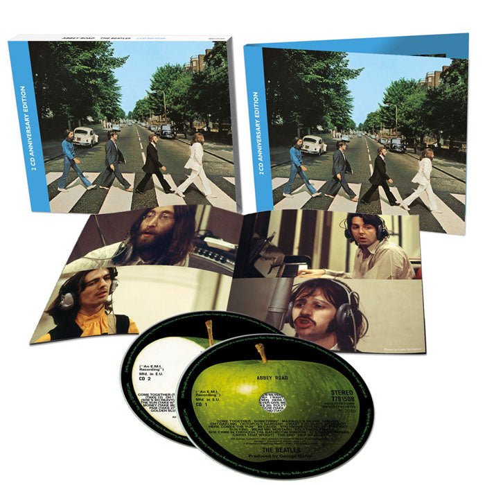 The Beatles - Abbey Road (50th Anniversary) Deluxe Limited 2CD Album, CD, X-Records
