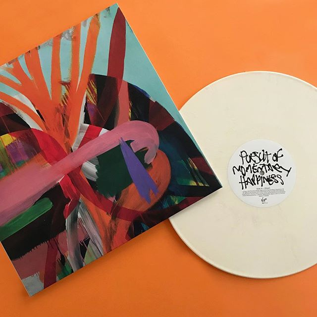 Yak ‎– Pursuit Of Momentary Happiness Limited Edition Colour Vinyl Record