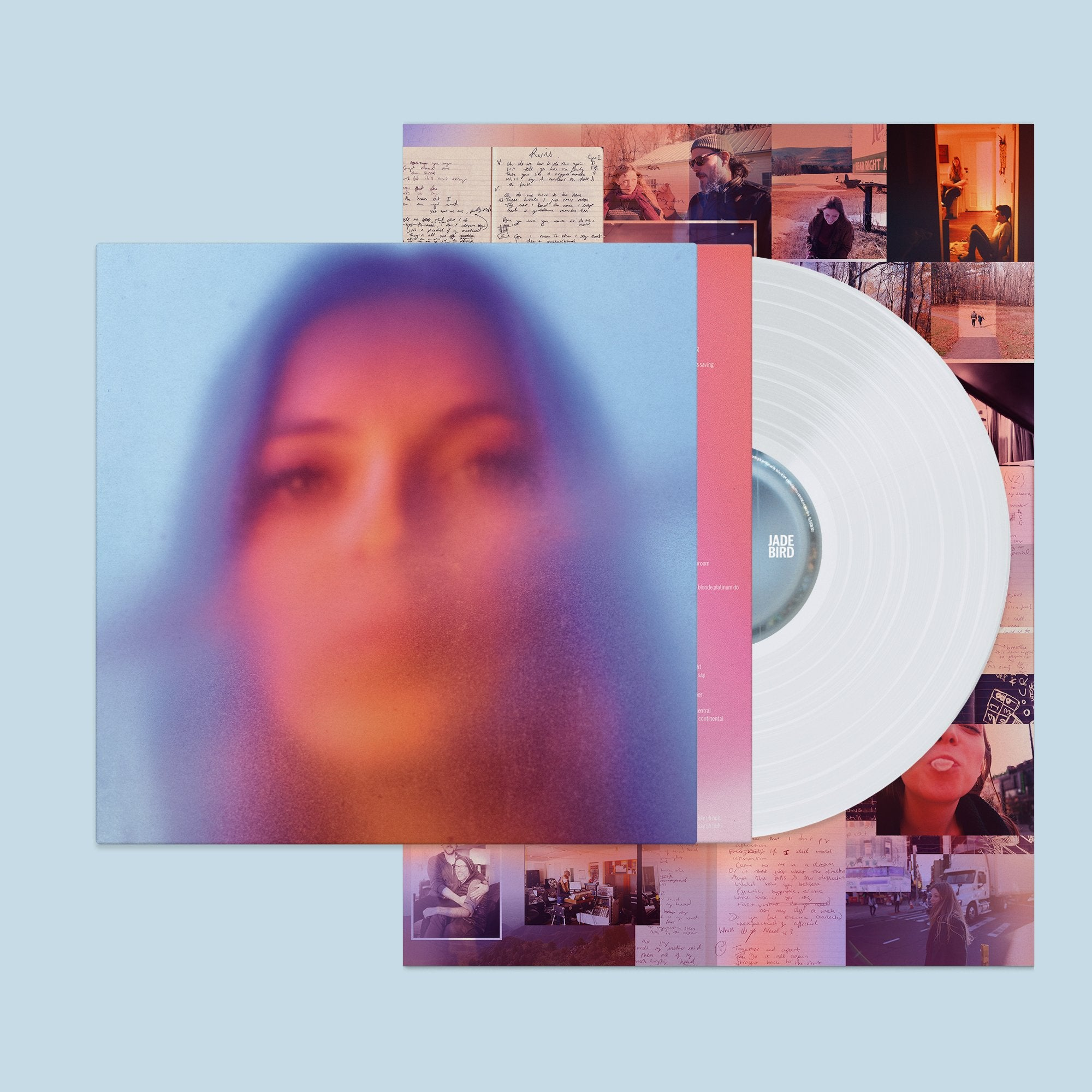 Jade Bird ‎– Jade Bird Limited Edition White Colour Vinyl Record Album, Vinyl, X-Records