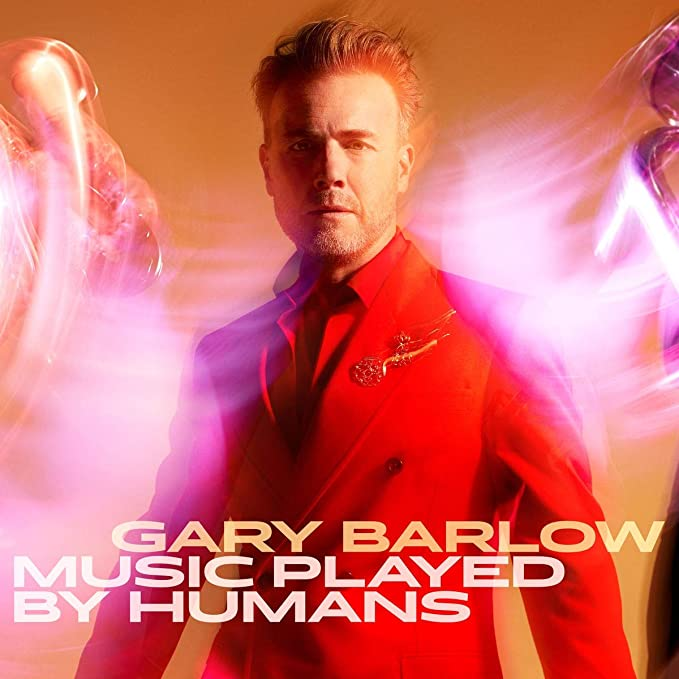 Gary Barlow - Music Played By Humans 2LP Red Colour Vinyl Record Album