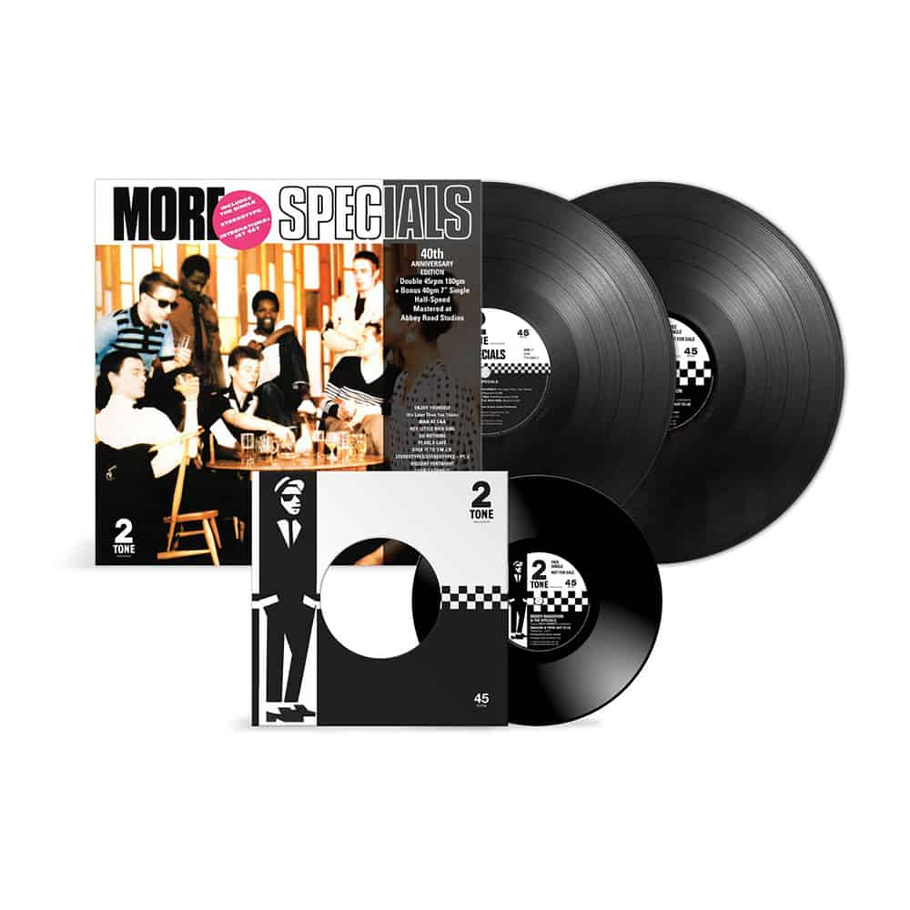 The Specials - More Specials - 40th Anniversary Half-Speed 2LP 180g Vinyl Record Album