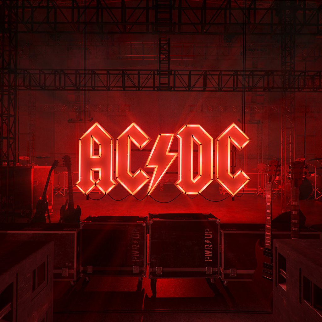AC/DC - Power Up Deluxe Edition Speaker Light-up CD Box Set