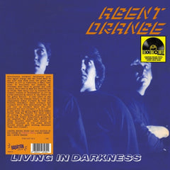 Agent Orange - Living In Darkness (RSD 2020 Drop Two) Purple Colour Vinyl Record