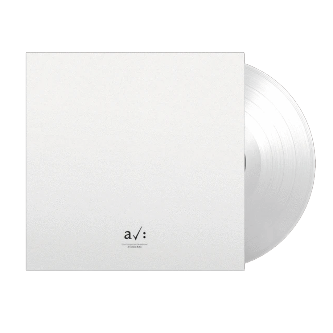 A Certain Ratio - The Graveyard and The Ballroom Limited Edition White  Colour Vinyl Record Album