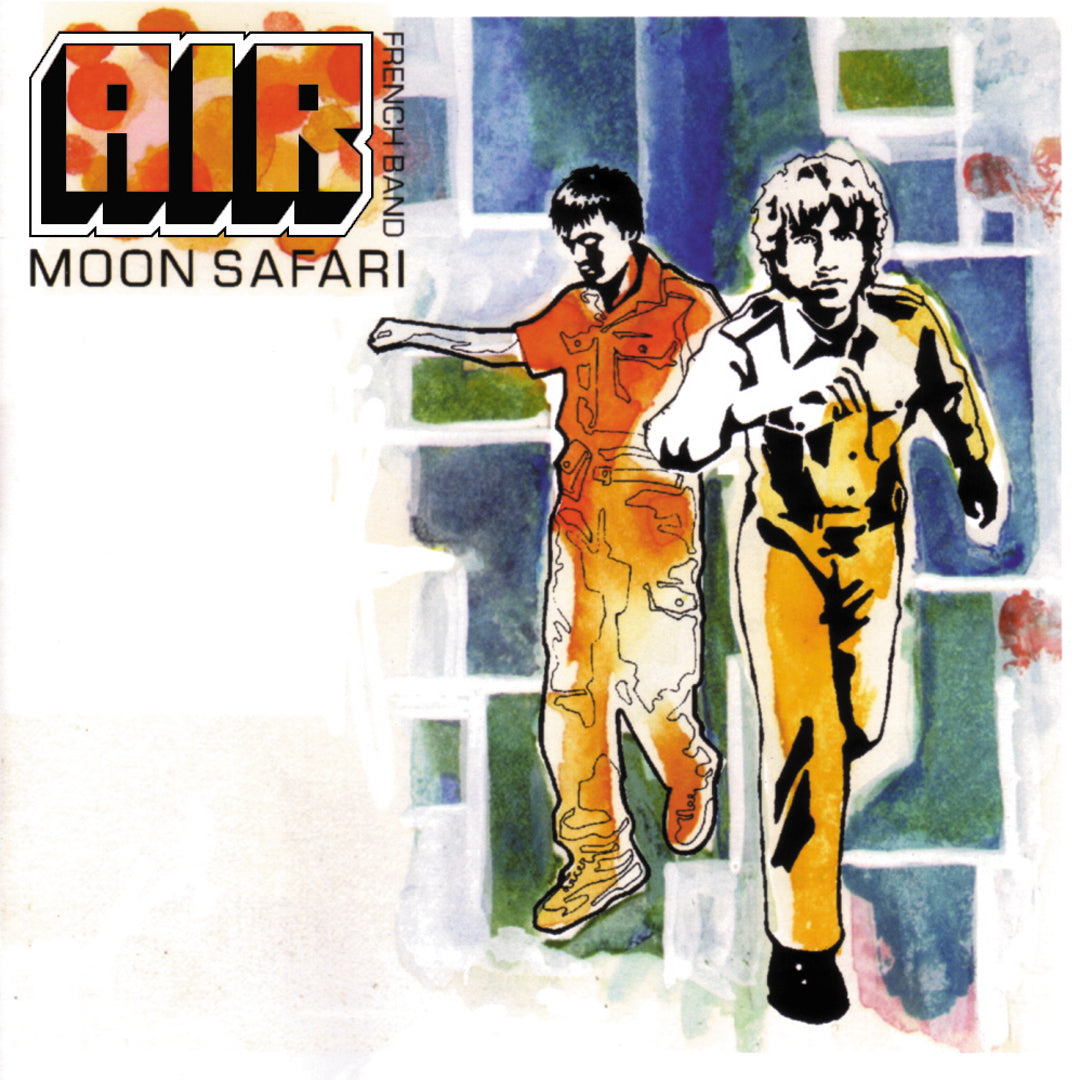 AIR – Moon Safari 180g Vinyl Record Album