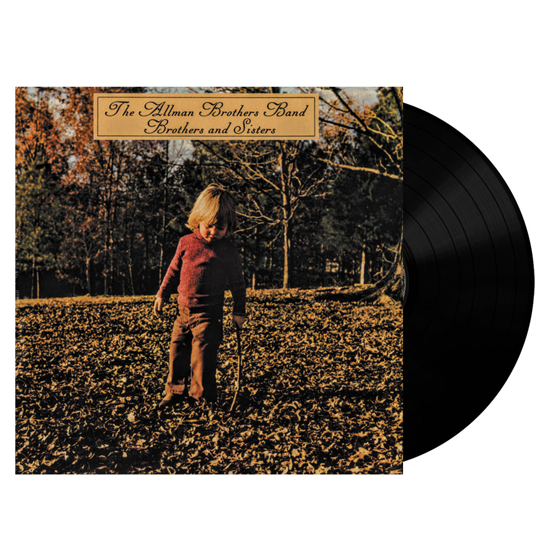 The Allman Brothers Band ‎– Brothers And Sisters Vinyl Record Album