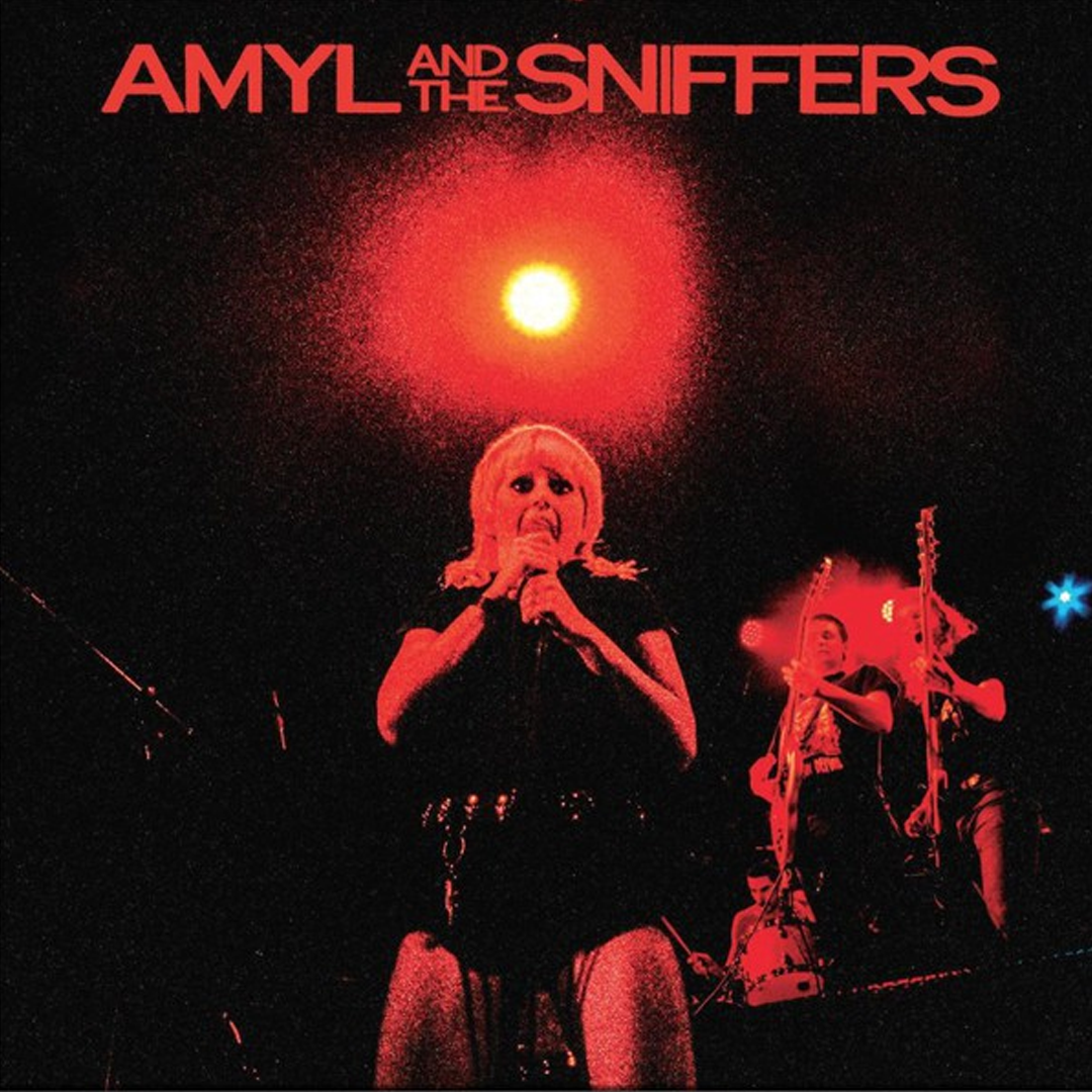 Amyl And The Sniffers ‎– Big Attraction & Giddy Up