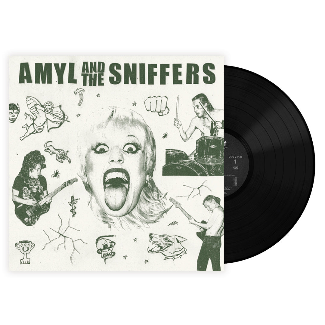 Amyl And The Sniffers ‎– Amyl And The Sniffers Vinyl Record Album