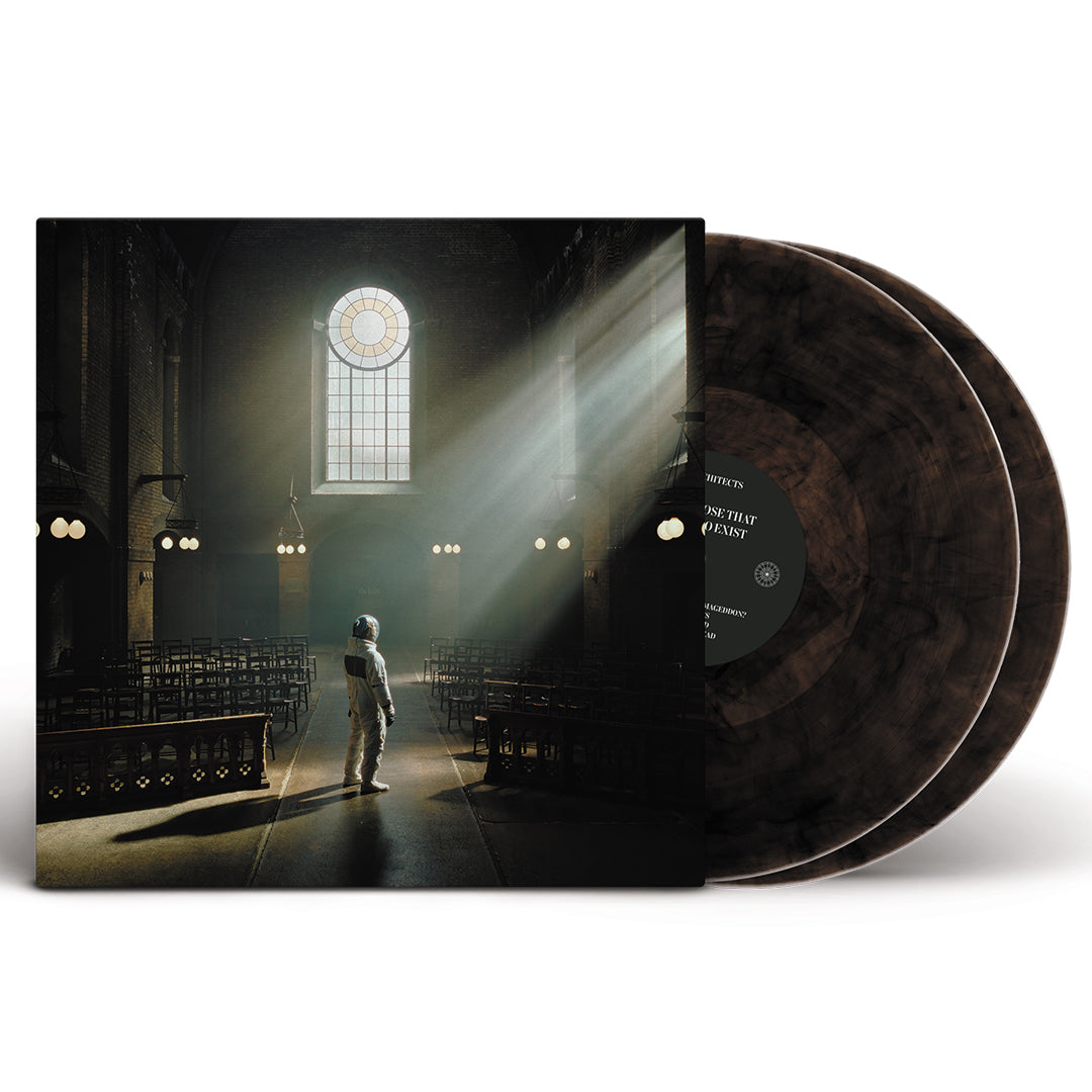 Architects – For Those That Wish To Exist Limited Edition 2LP Dark Clouds Colour Vinyl Record Album
