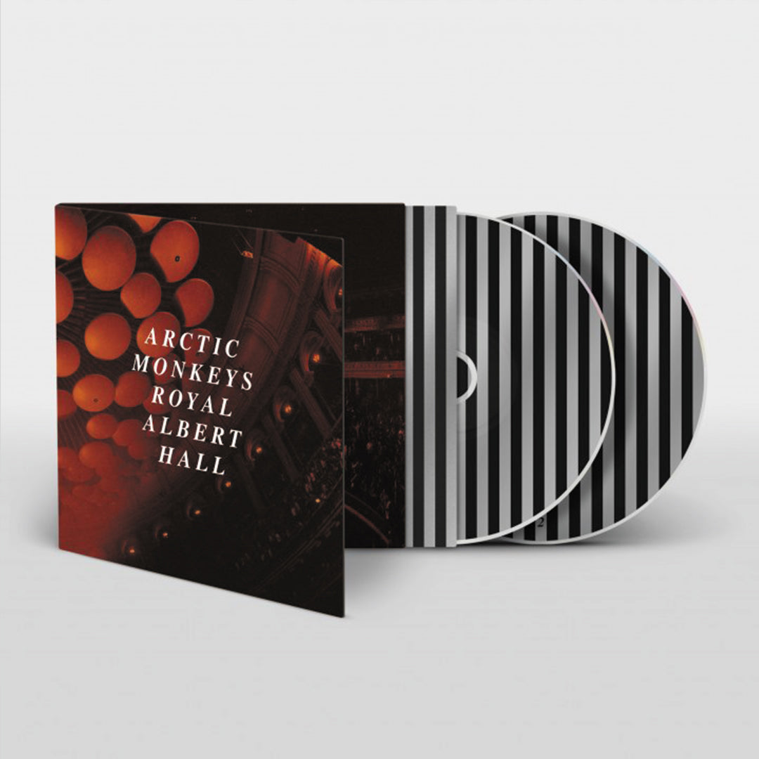 Arctic Monkeys - Live At The Royal Albert Hall 2CD Album