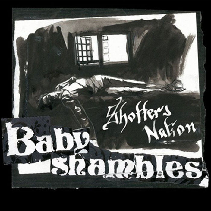 Babyshambles - Shotter's Nation Vinyl Record Album, Pre-order, X-Records