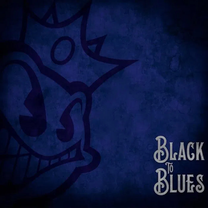 Black Stone Cherry	- Black To Blues Volume 2 Blue Colour Vinyl Record, Vinyl, X-Records