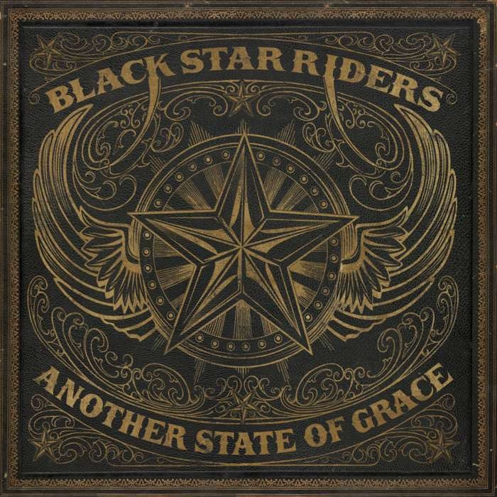 Black Star Riders - Another State of Grace 2LP Colour Vinyl Boxset + Flask, Vinyl, X-Records