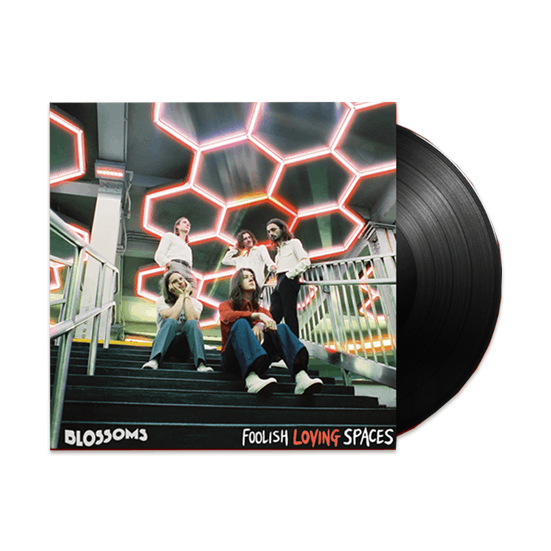 Blossoms - Foolish Loving Spaces Vinyl Record Album