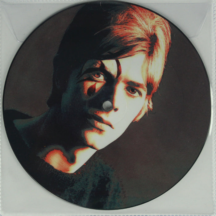 "David Bowie ‎– The Shape Of Things To Come 7"" Picture Disc Vinyl Record"