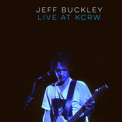 Jeff Buckley - Live On KCRW: Morning Becomes Eclectic (RSD Black Friday) Vinyl Record Album